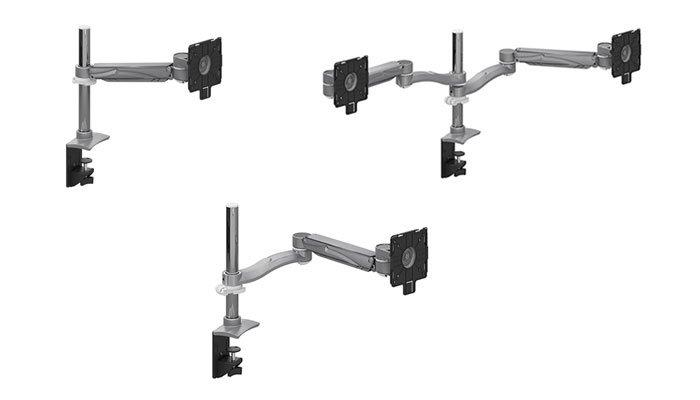 Height-Adjustable-Monitor-Arms